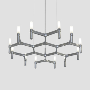 Modern Lighting Ceiling Chandelier Lamp Arcylic,LED Ceiling Light Living Dining Room