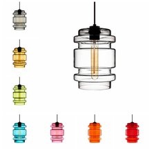 Axia pendant lamp collection Modern Color Glass Shade Pendant Lamp New Design (5104101)