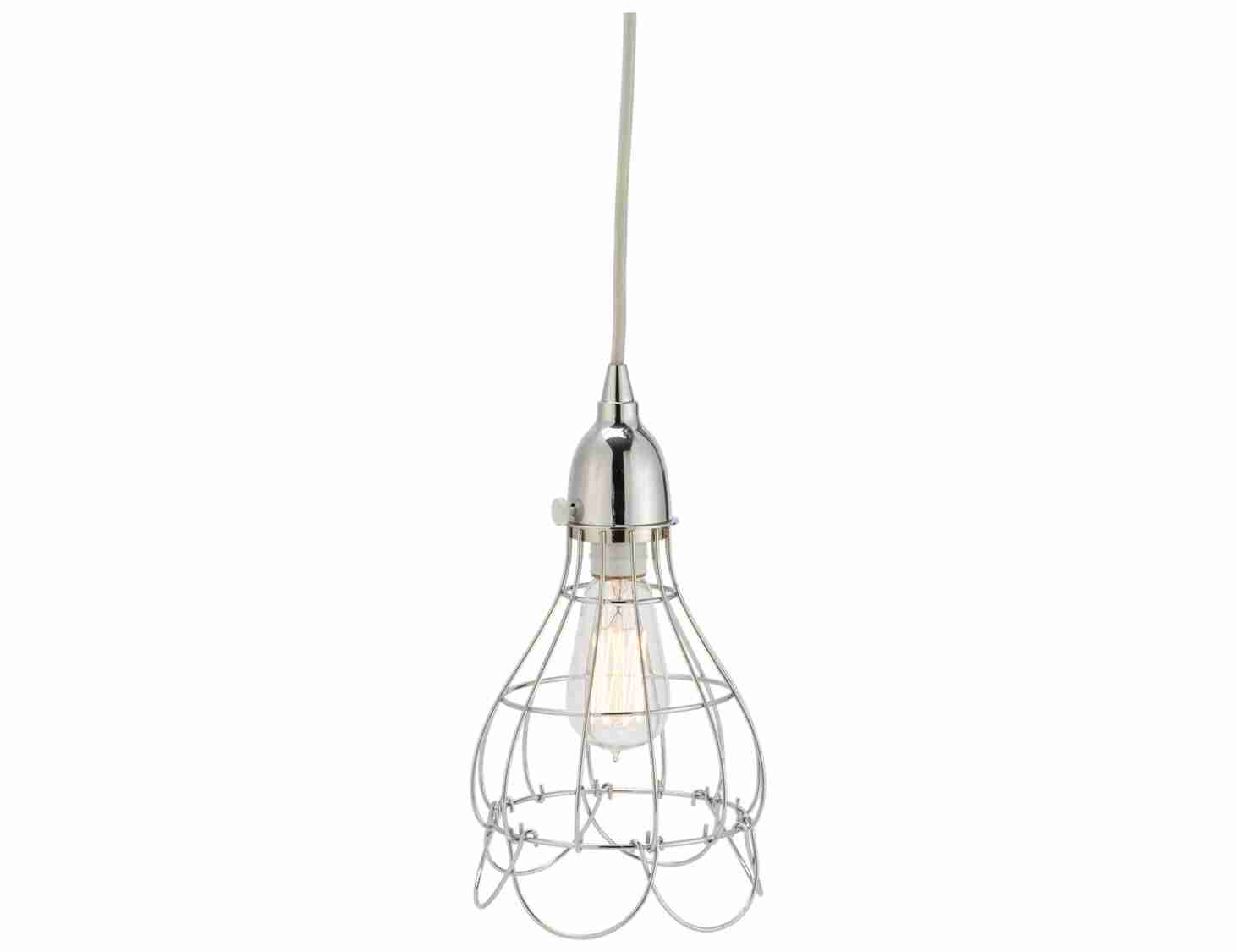 Rustic industrial style simple small hanging lamp for indoor decoration