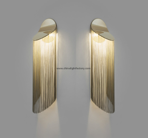 Luxurious Modern Wall Sconce LED light for hotel design projects (4203201)
