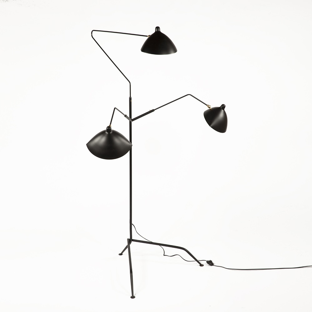 E27 Contemporary Simple Iron Black Wall Lamp for Bedroom & Indoor Decoration & Hotel Project